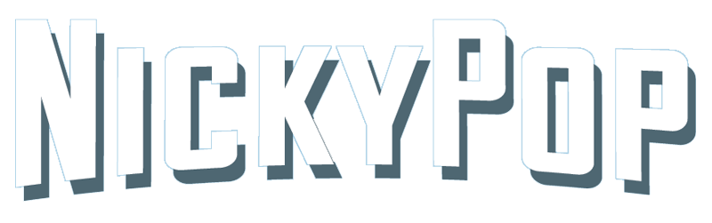Nicky Pop Logo